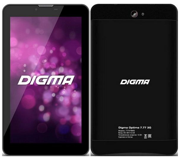 Digma Optima Prime 3g Tt7000pg Прошивка Скачать - фото 5