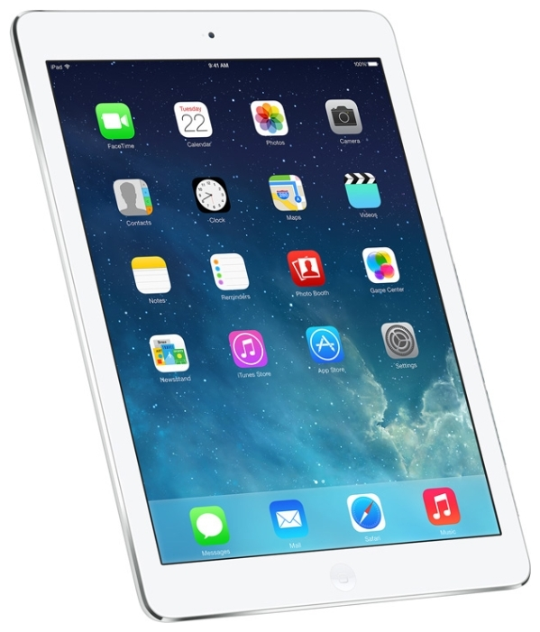 APPLE IPAD AIR 64GB WI FI SPACE GRAY