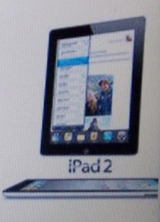 APPLE IPAD 2 16