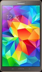 Планшет Samsung GALAXY Tab S 8.4 SM-T705 16Gb LTE белый