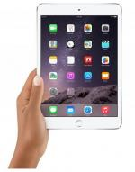 "Apple Планшет iPad mini 3 128Gb Cellular 7.9"" Retina 2048x1536 A8 GPS IOS Space Gray"