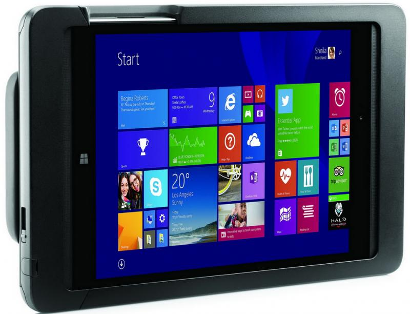 HP PRO TABLET 608 G1 UMA Z8500 2GB 64G NFC